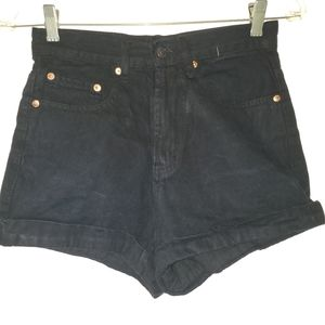 Forever 21 jean cut-off shorts size 5